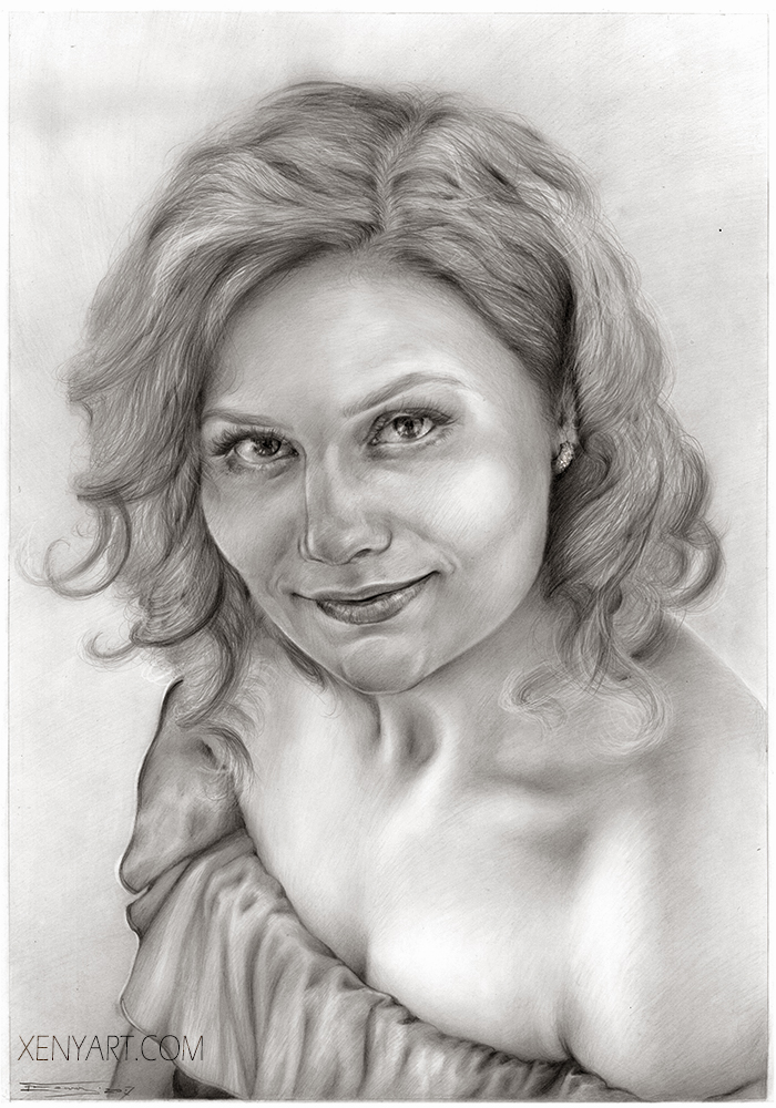 portrait. photo-realism